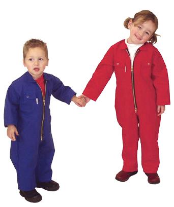 Kinder overalls